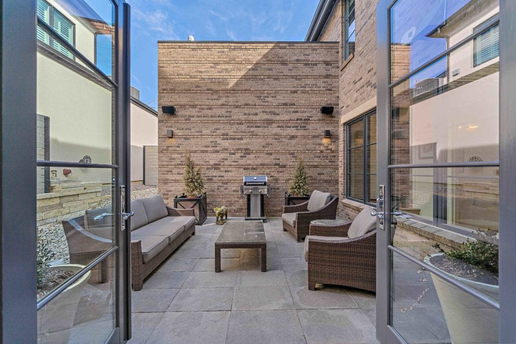 Custom homes in Cherry Creek Denver