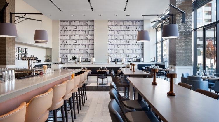 Narrative Bar at Jacquard Hotel Cherry Creek