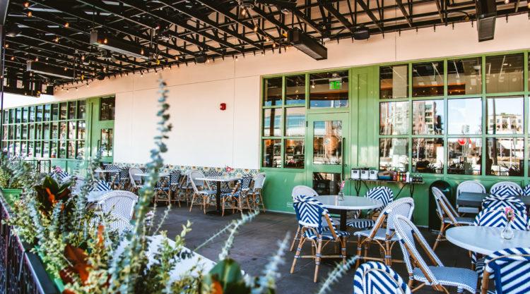 Flower Child Restaurant Cherry Creek Denver