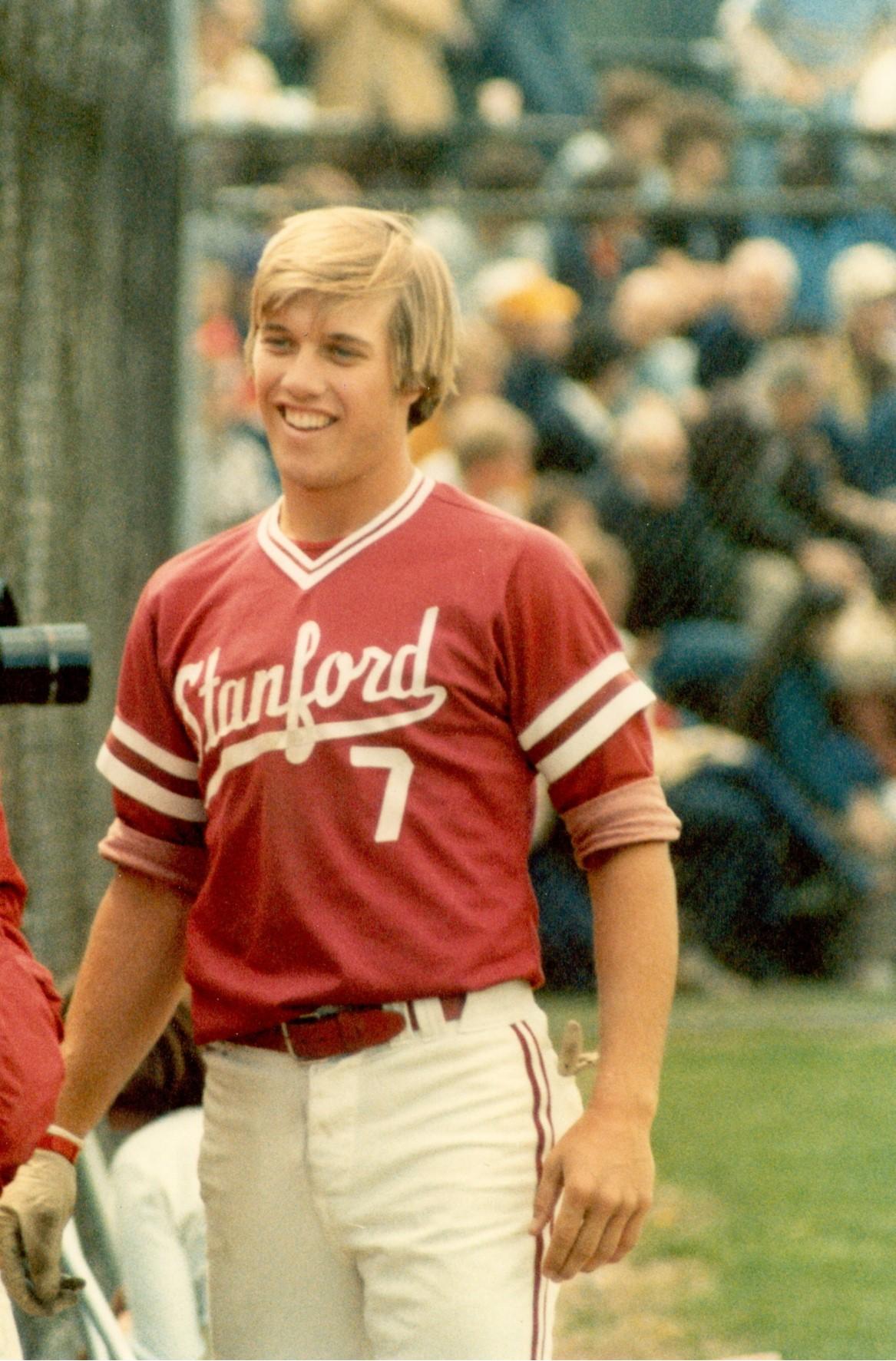 John Elway Stanford Baseball
