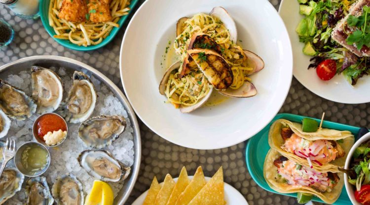 Blue Island Oyster Bar and Seafood | Cherry Creek's Best Restaurants