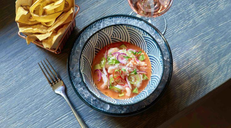 Toro Latin Kitchen & Lounge Chef Oscar Padilla RIchard Sandoval Marriott Cherry Creek Dining Cherry Creek Magazine Interview Feature 2021