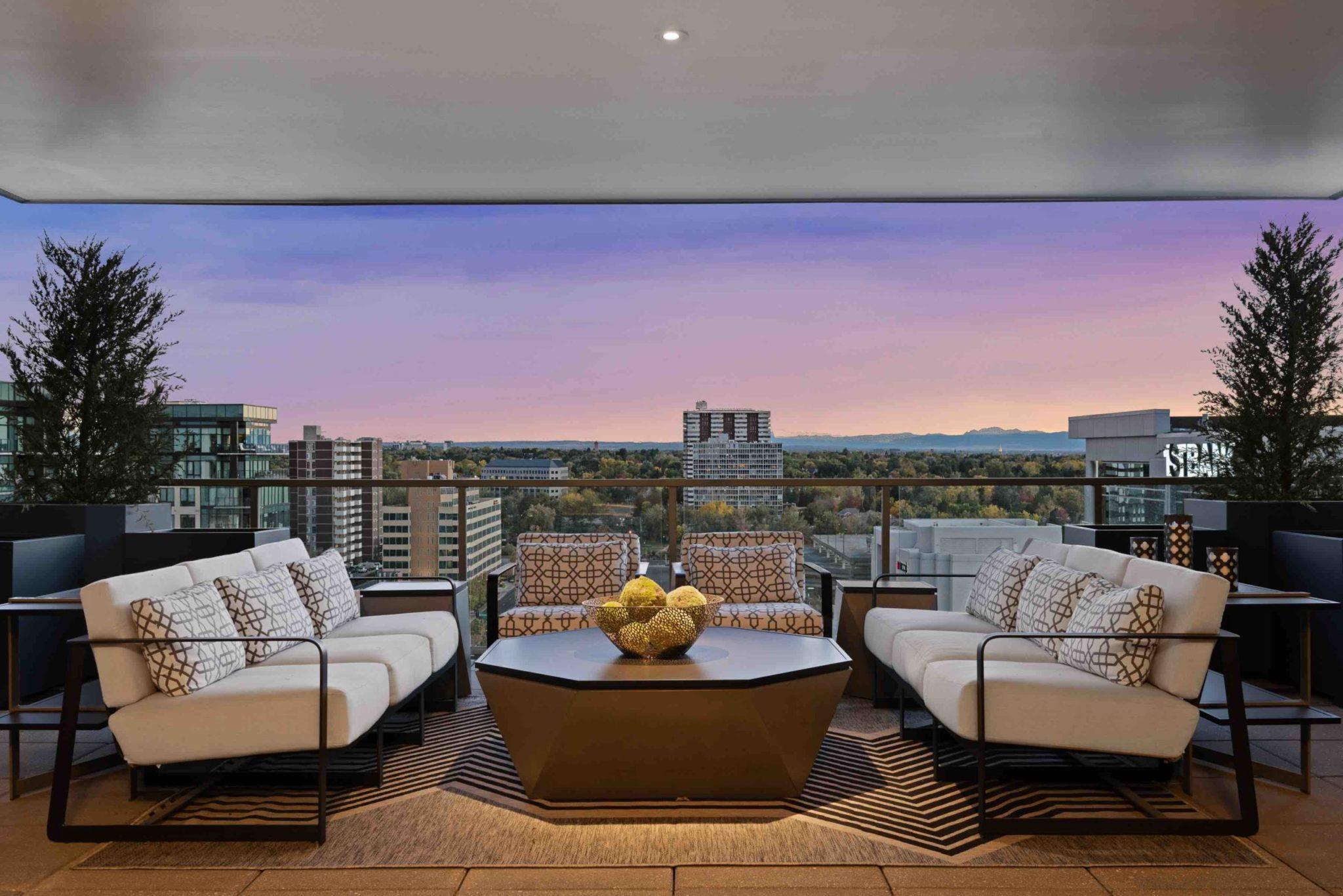 The Laurel Cherry Creek Penthouse for Sale