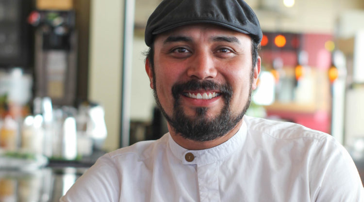 Toro Latin Kitchen & Lounge Chef Oscar Padilla RIchard Sandoval Marriott Cherry Creek Dining Cherry Creek Magazine Interview Feature 2021