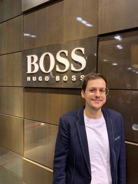 Hugo Boss Interview Cherry Creek Magazine BOSS Tres Tallman Denver Colorado Men's Fashion Women's Fashion Cherry Creek North Cherry Creek Shopping Center