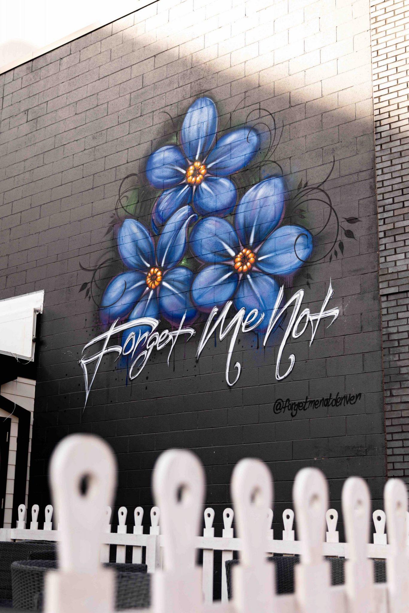 Forget Me Not Denver | Best Cherry Creek Bars