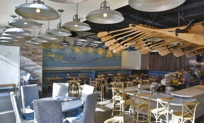 Blue Island Oyster Bar and Seafood Chef Sean Huggard Dining Cherry Creek Magazine Interview Feature 2021 Cherry Creek North Denver Colorado