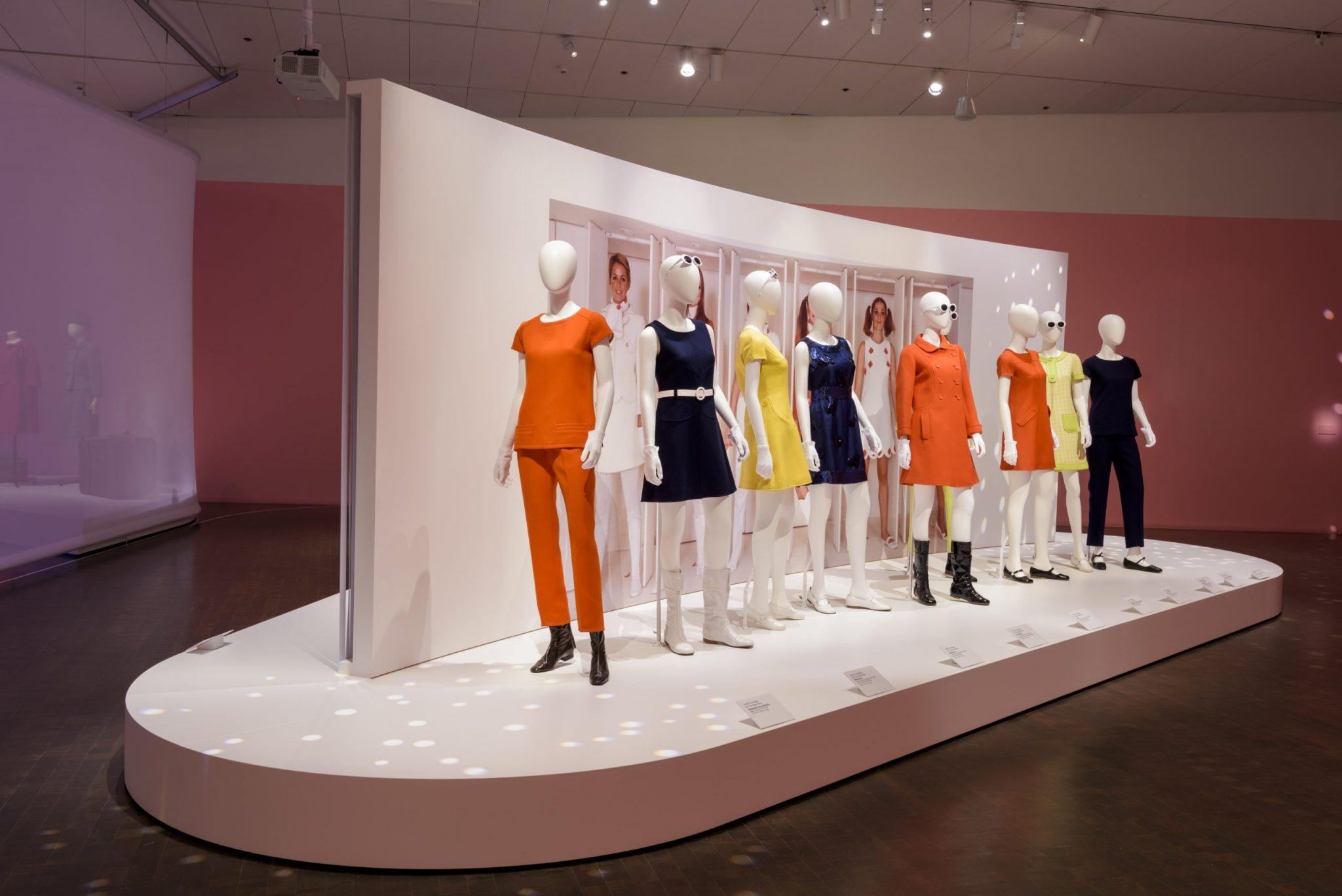 Paris to Hollywood Denver Art Museum 2021 Art Exhibit Fashion Exhibit Cherry Creek Magazine Gregory Peck Veronique Peck