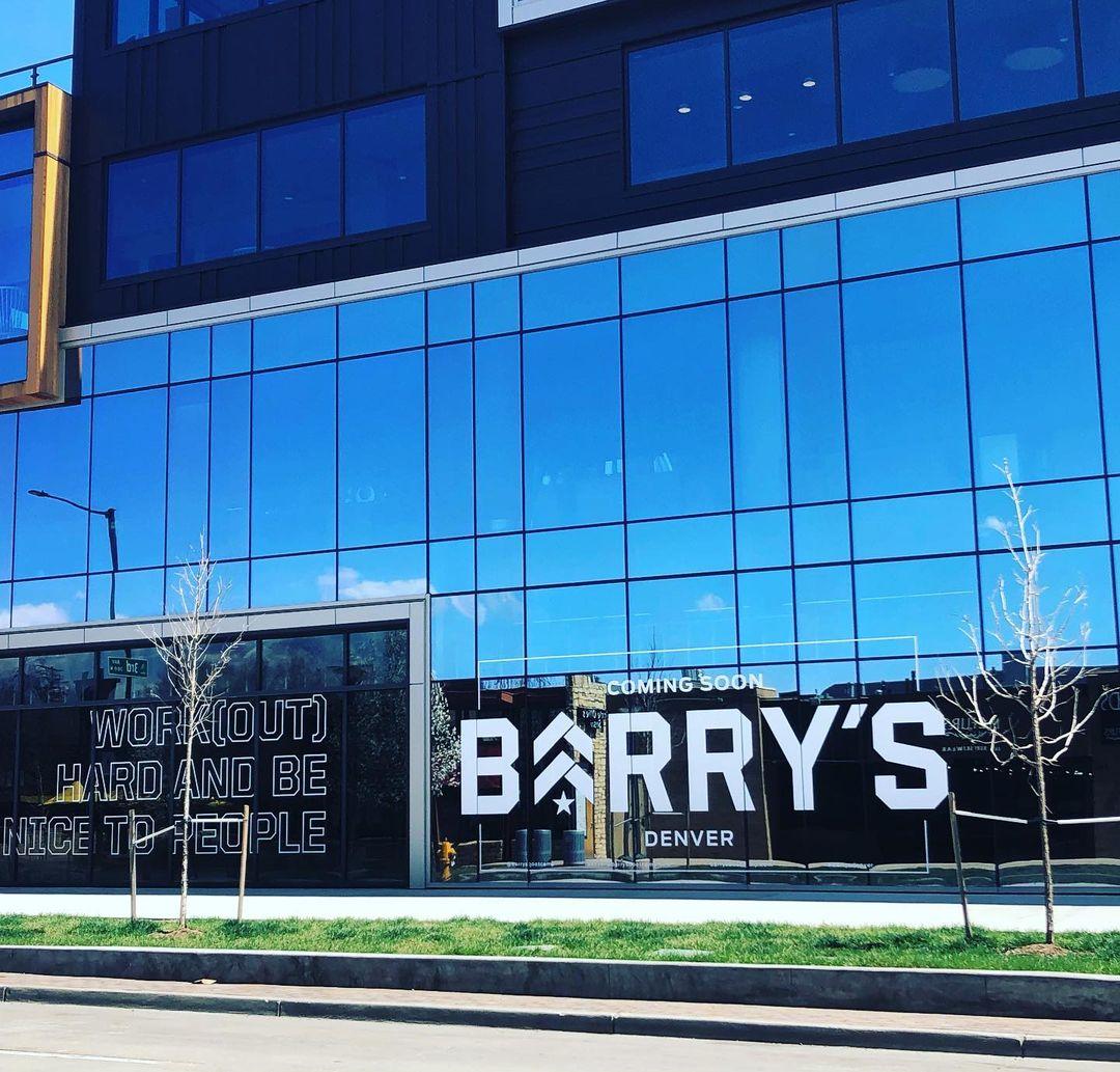 Barry's Cherry Creek North Denver Colorado Fitness Workout Studio Zoe Perlmutter Williams Cherry Creek Magazine 2021 Interview