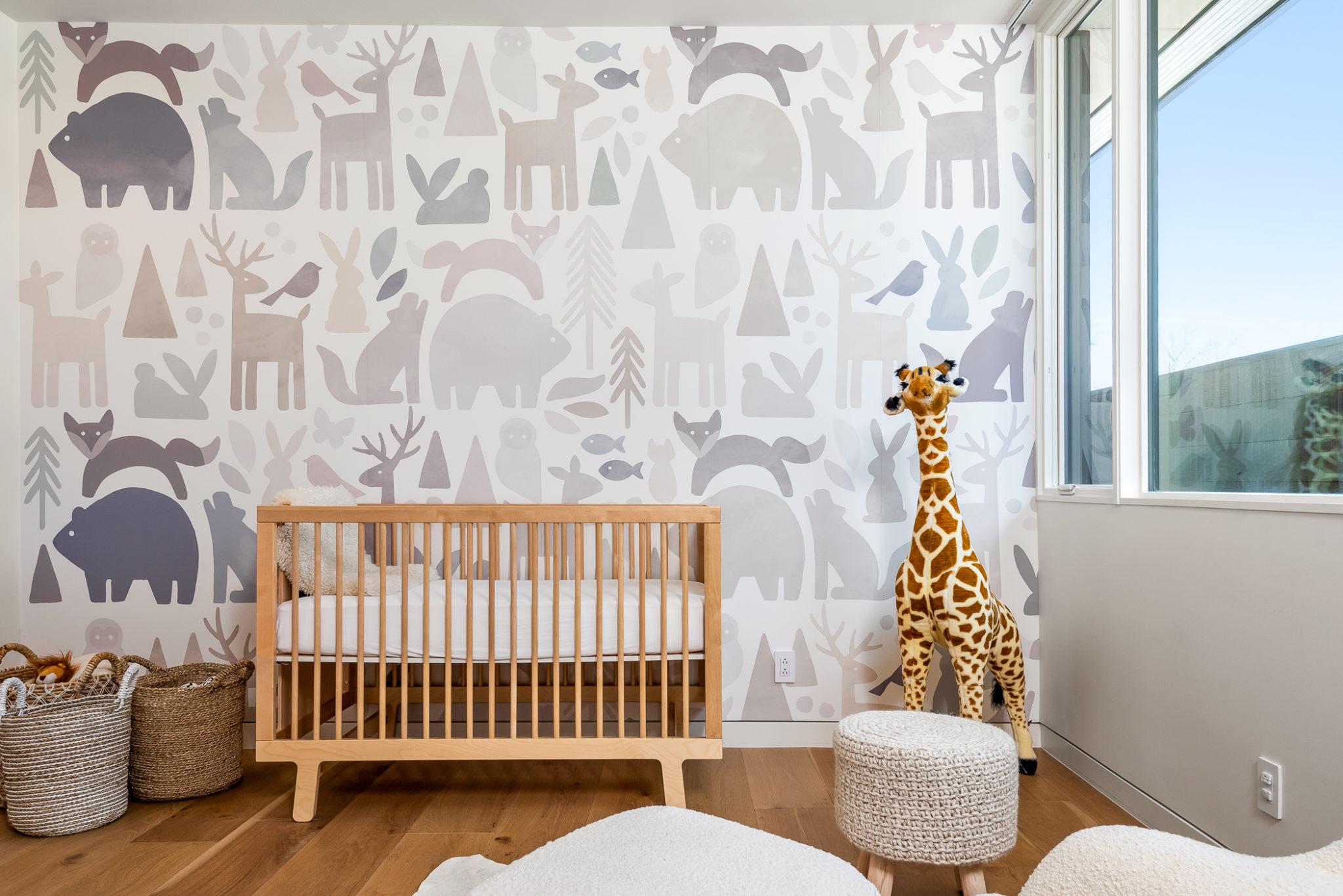 Modern Kids Room Design in Denver