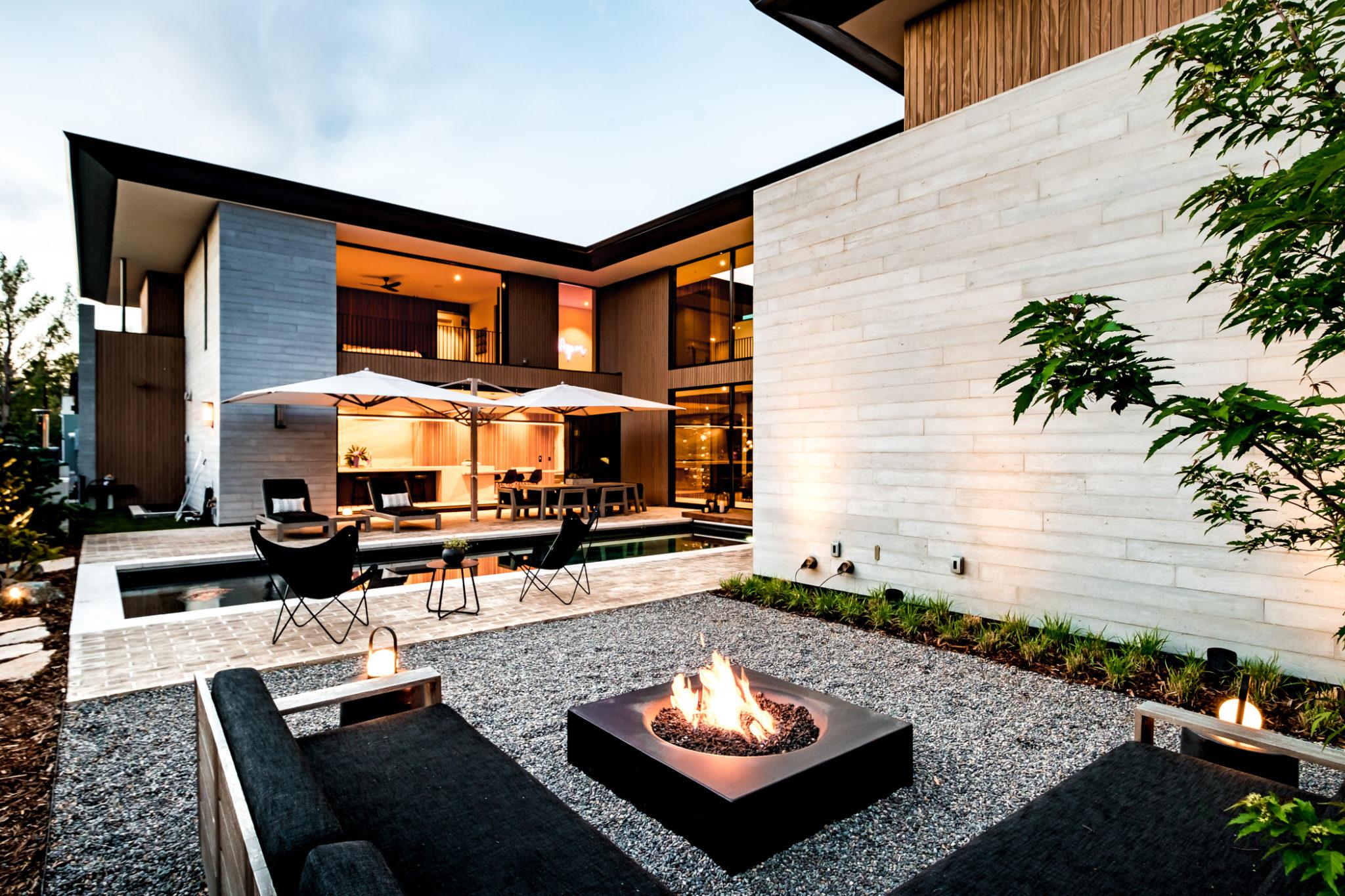 Modern Cherry Creek Home Design