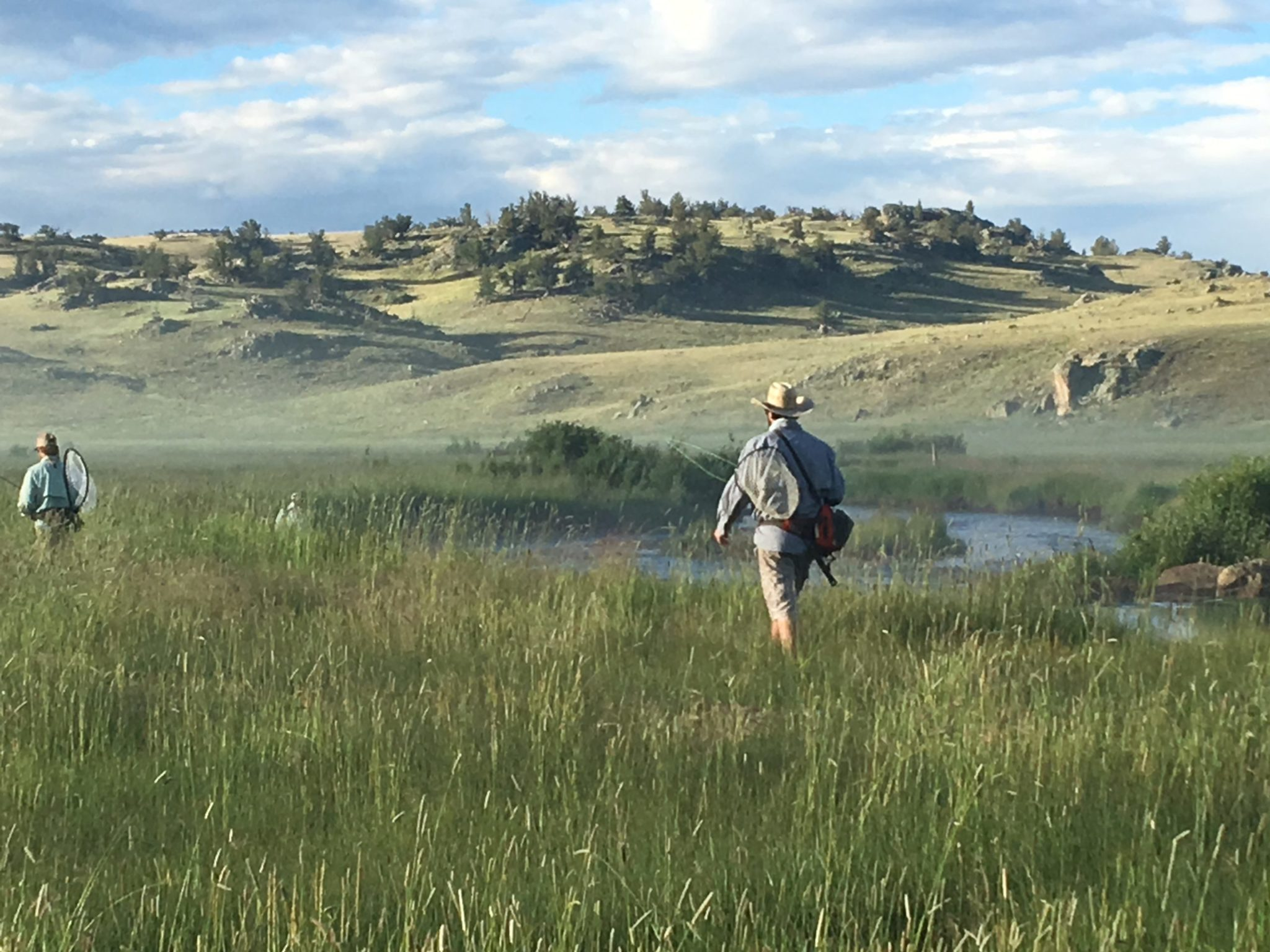 Colorado Orvis Fly Fishing Camp