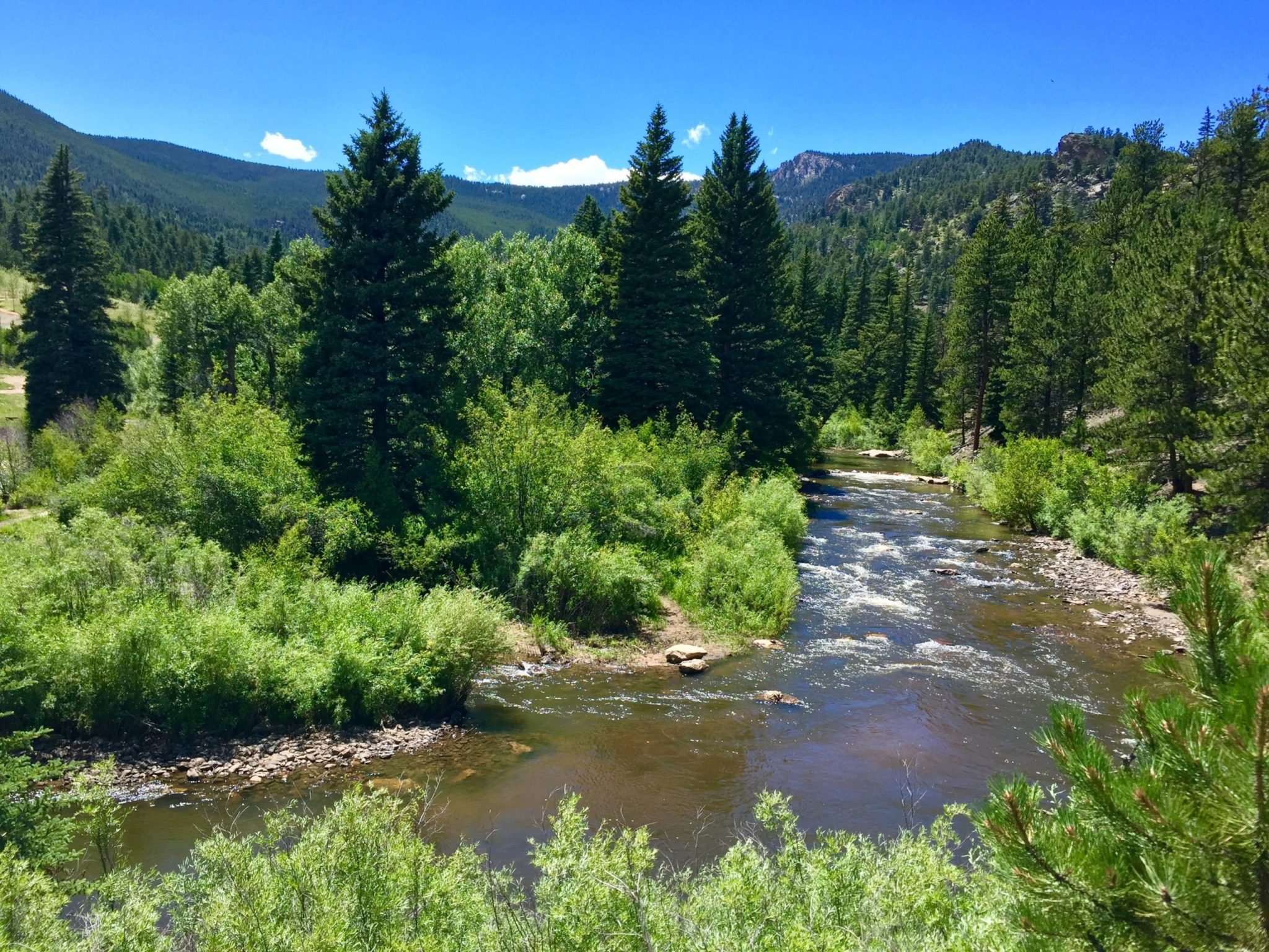 Luxury Colorado Fly Fishing Camp
